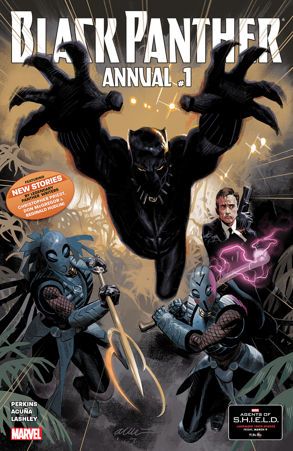 Black Panther Annual (2018) #1