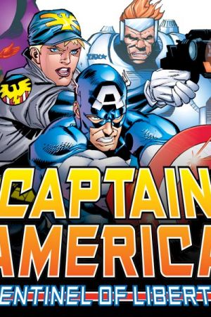 Captain America: Sentinel of Liberty (1998 - 1999)