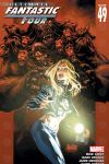 ULTIMATE FANTASTIC FOUR (2003) #49
