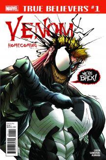 True Believers: Venom - Homecoming #1