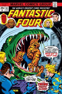 Fantastic Four (1961) #161
