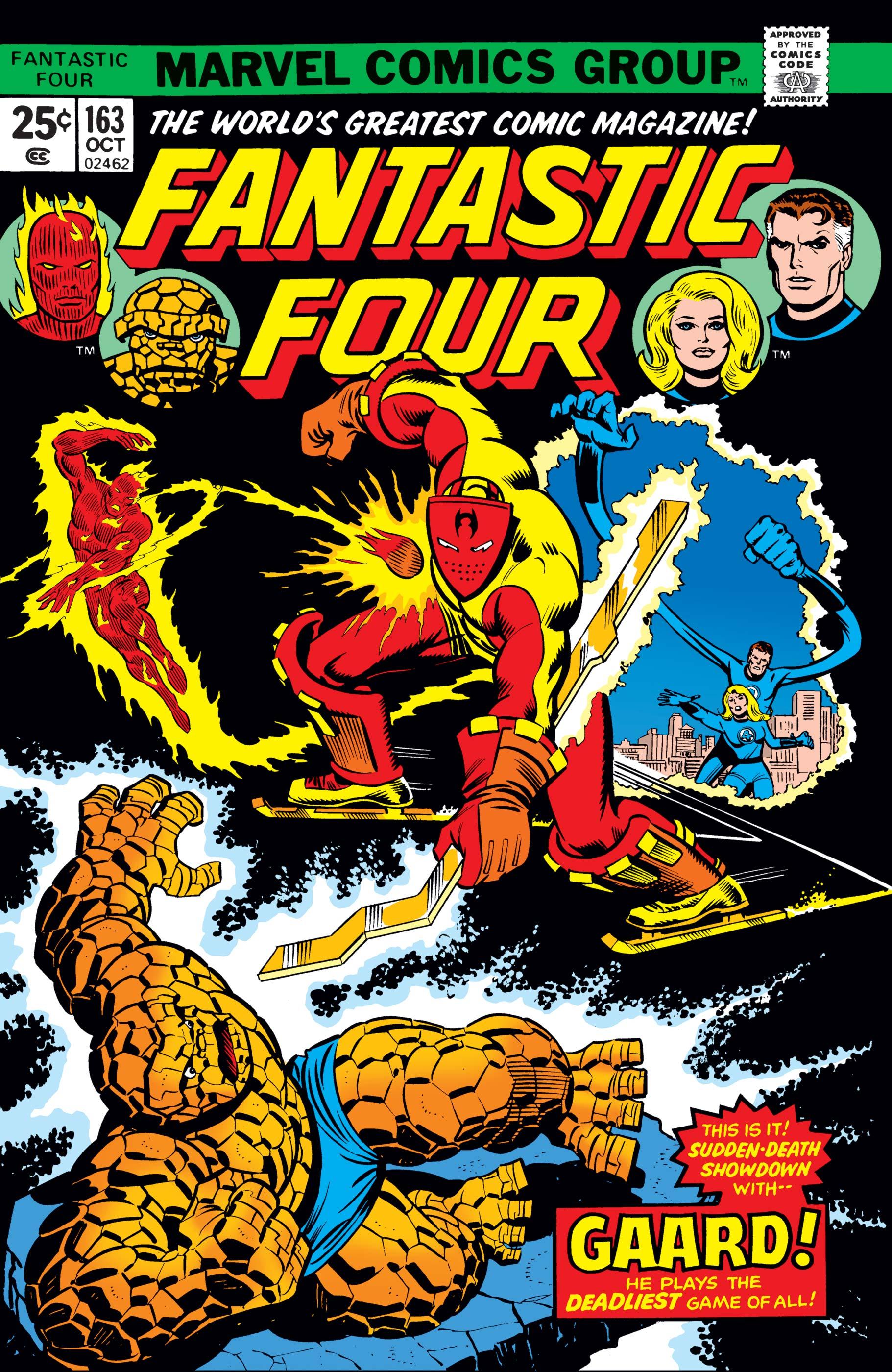 Fantastic Four (1961) #163