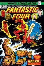 Fantastic Four (1961) #163 cover