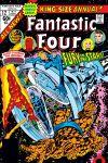 FANTASTIC FOUR ANNUAL (1963) #12