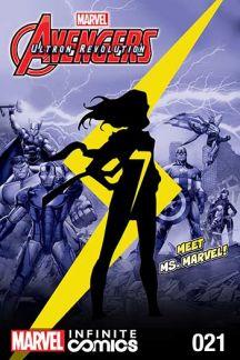 Marvel Universe Avengers: Ultron Revolution #21