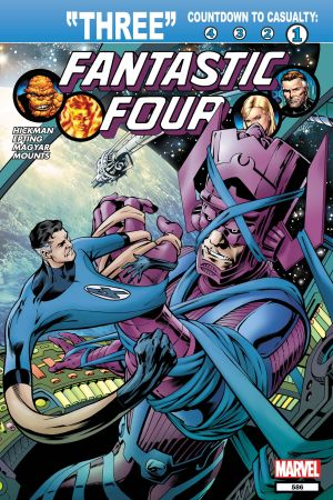Fantastic Four #586