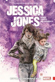 Jessica Jones Vol. 3: Return of the Purple Man (Trade Paperback)