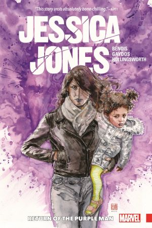 Jessica Jones Vol. 3: Return of the Purple Man (Trade Paperback)
