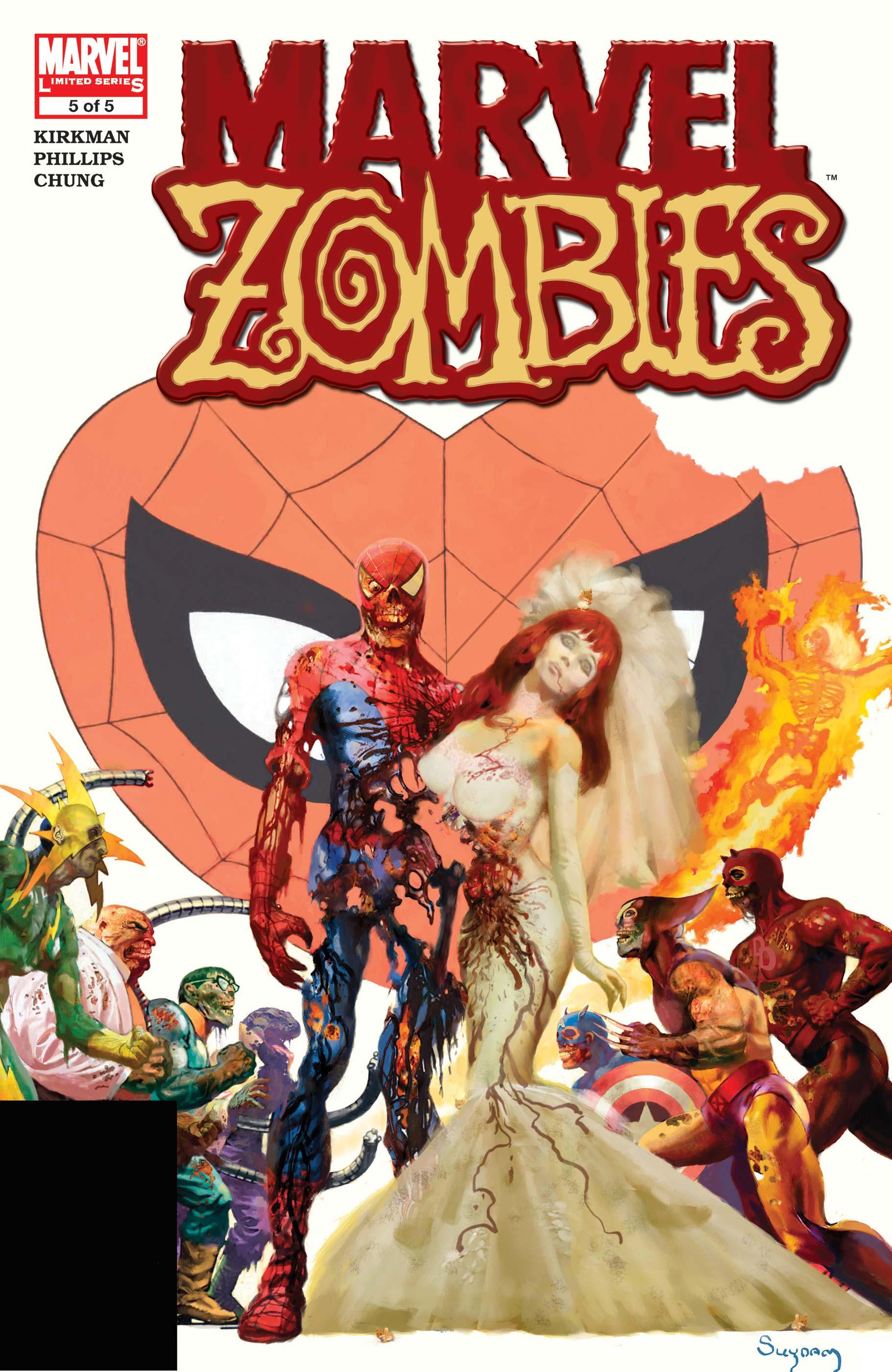 Marvel Zombies (2005) #5