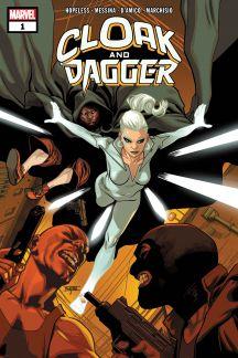 Cloak and Dagger #1