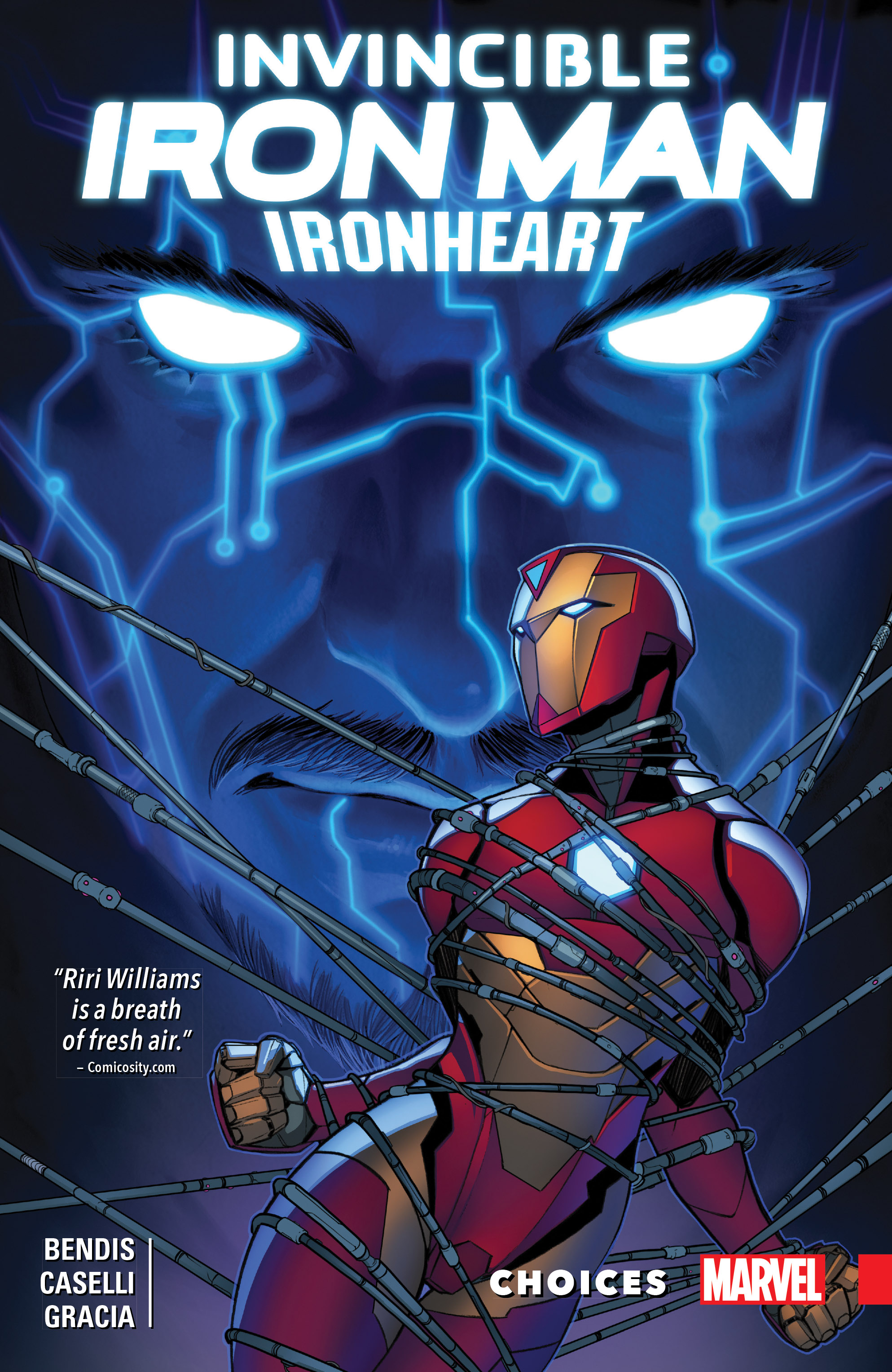Invincible Iron Man: Ironheart Vol. 2 - Choices (Trade Paperback)