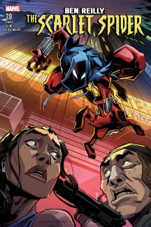 Ben Reilly: Scarlet Spider #20