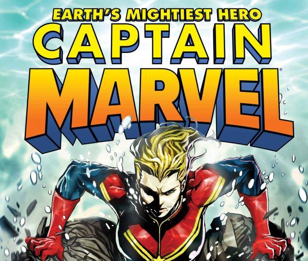 CAPTAIN MARVEL (2012) #8