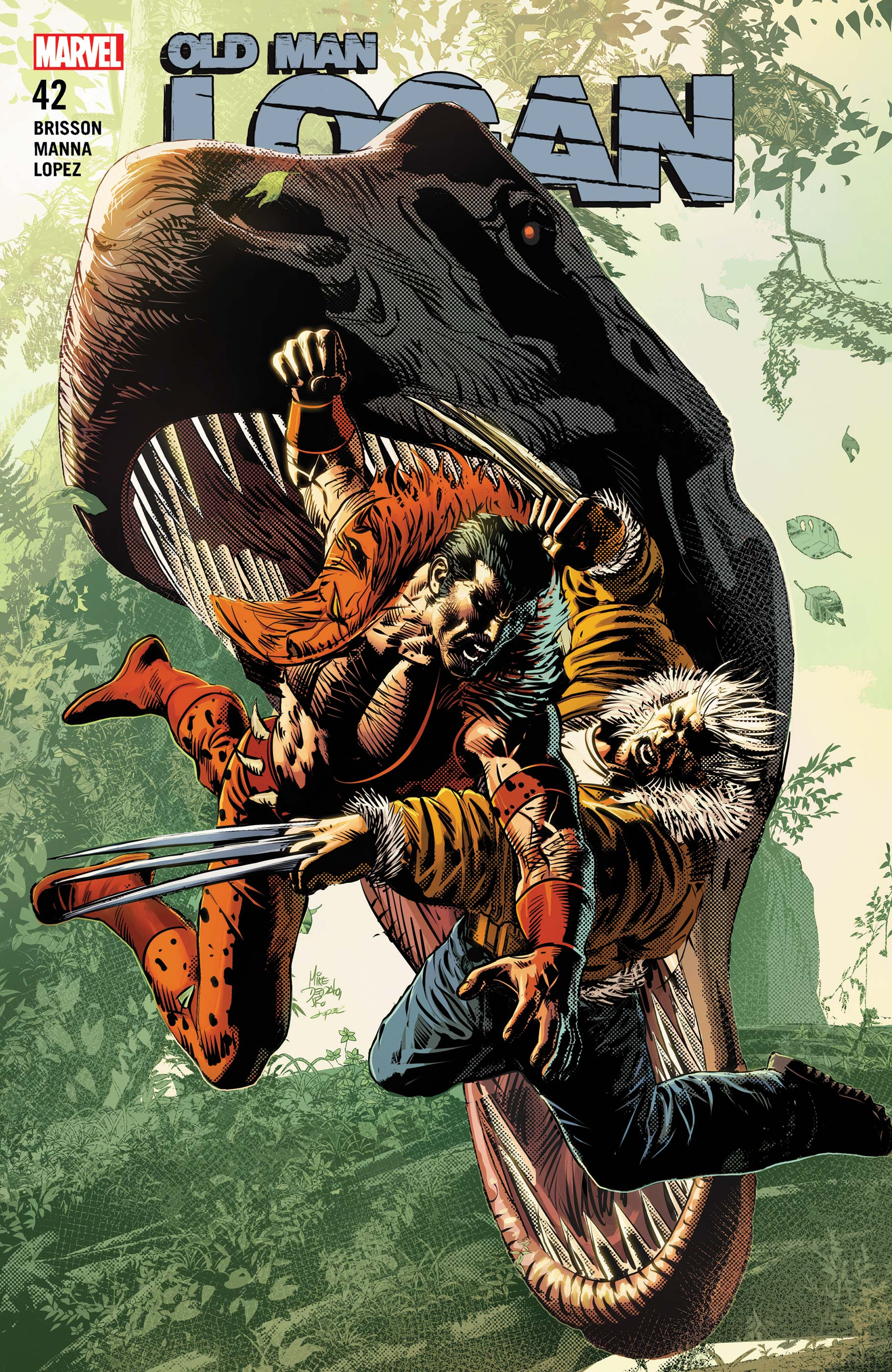 Old Man Logan (2016) #42
