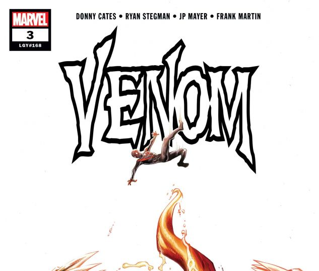 cover from Venom (2018) #3