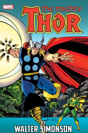 Thor by Walter Simonson Vol. 4 (Trade Paperback)
