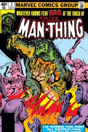 Man-Thing (1979) #3