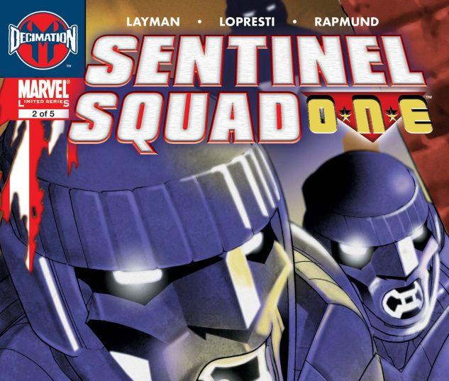 SENTINEL SQUAD O*N*E (2006) #2