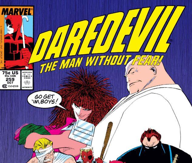 Daredevil (1964) #259