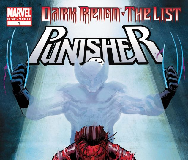 DARK REIGN: THE LIST - PUNISHER (2009) #1