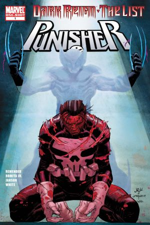 Dark Reign: The List - Punisher  #1