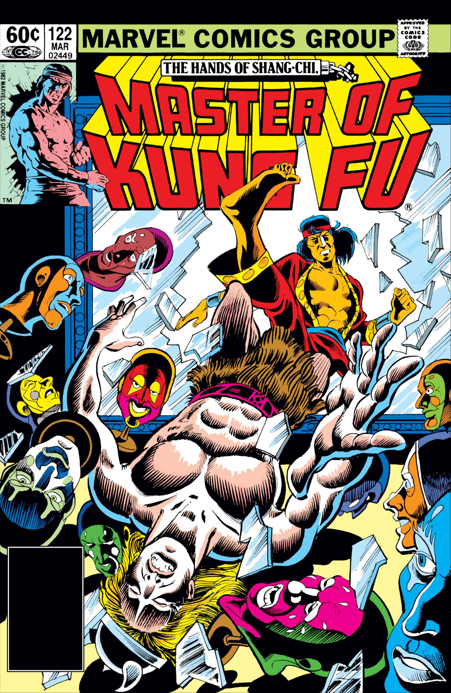 Master of Kung Fu (1974) #122