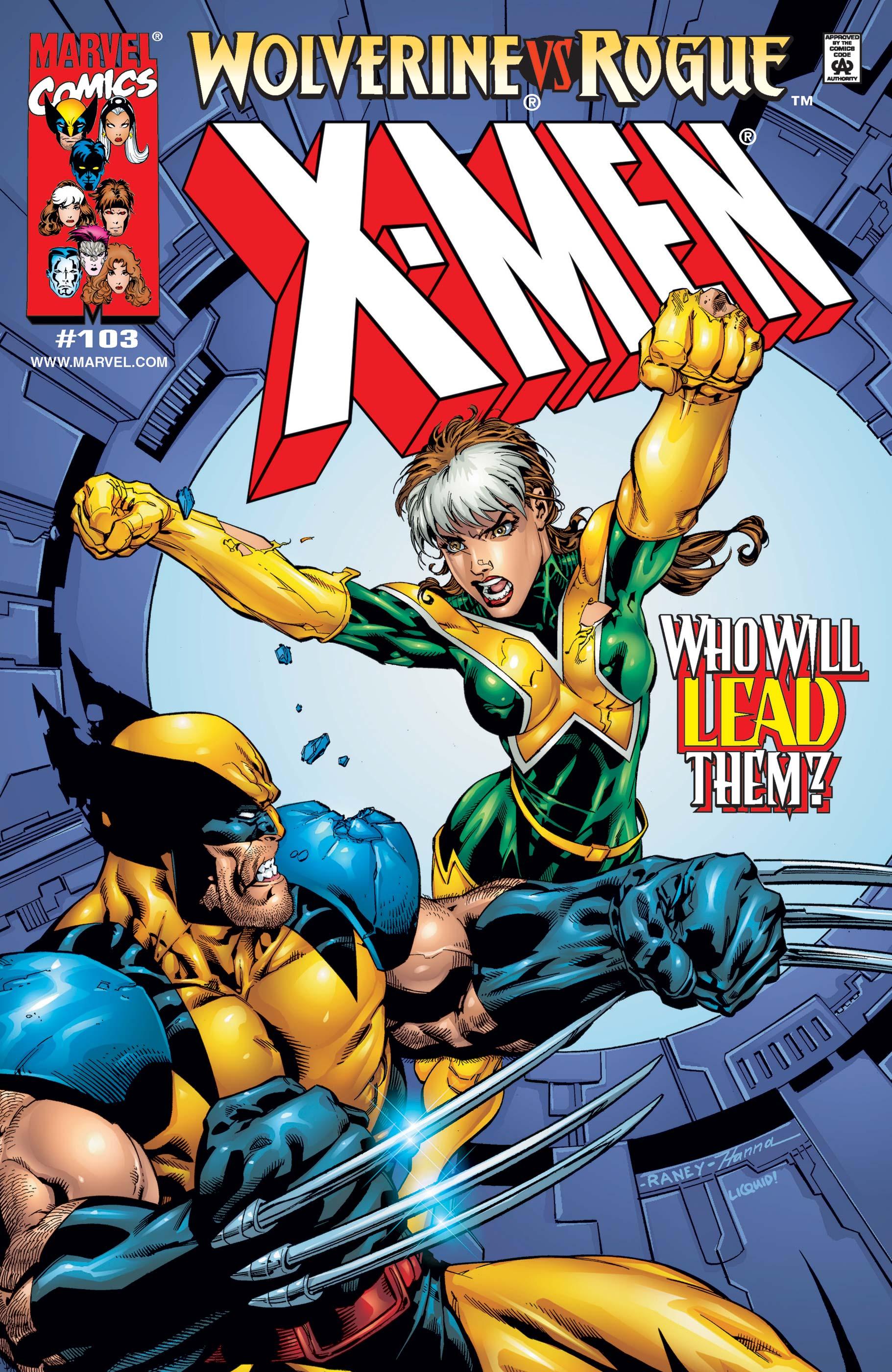 X-Men (1991) #103