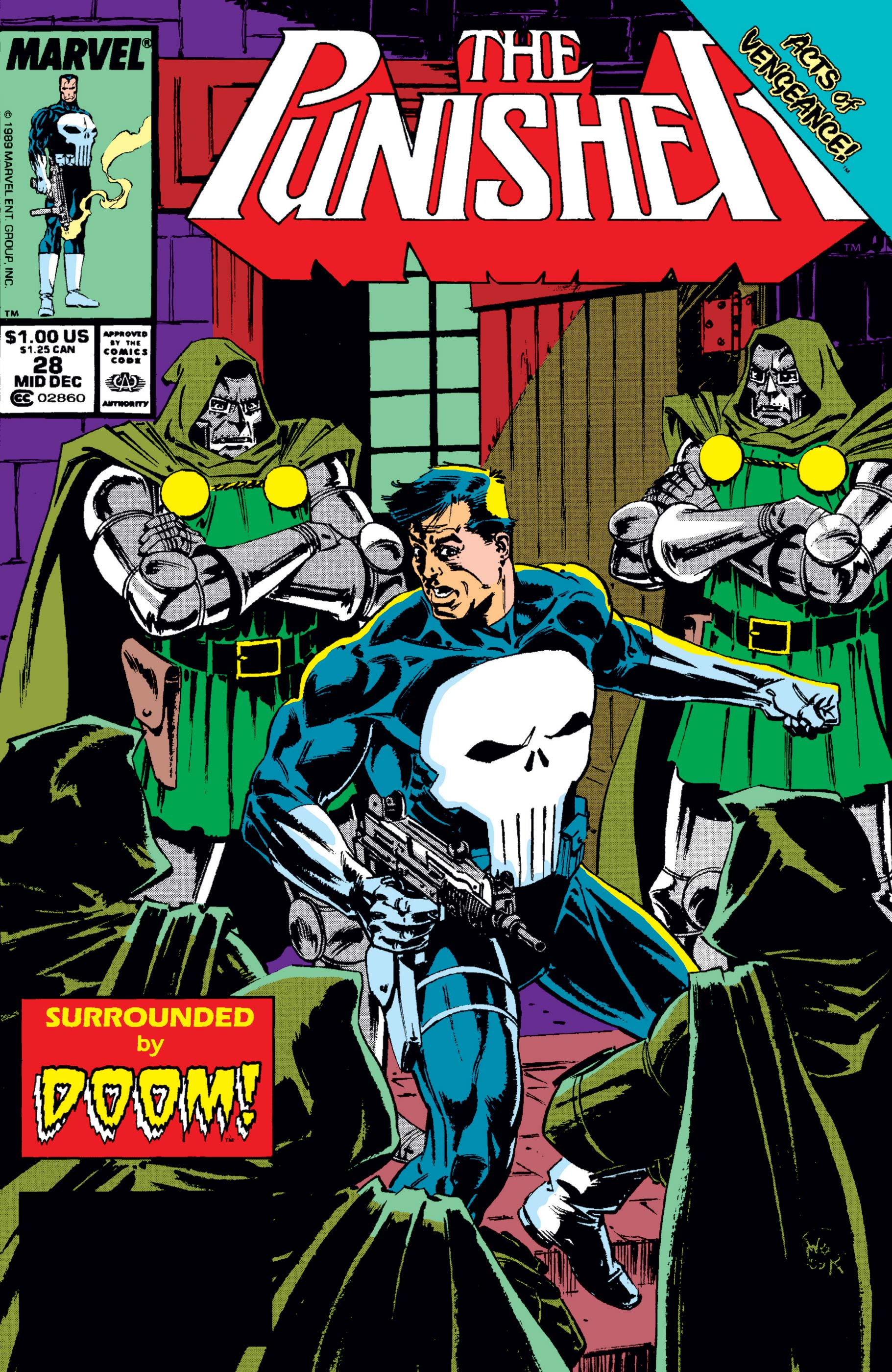 The Punisher (1987) #28