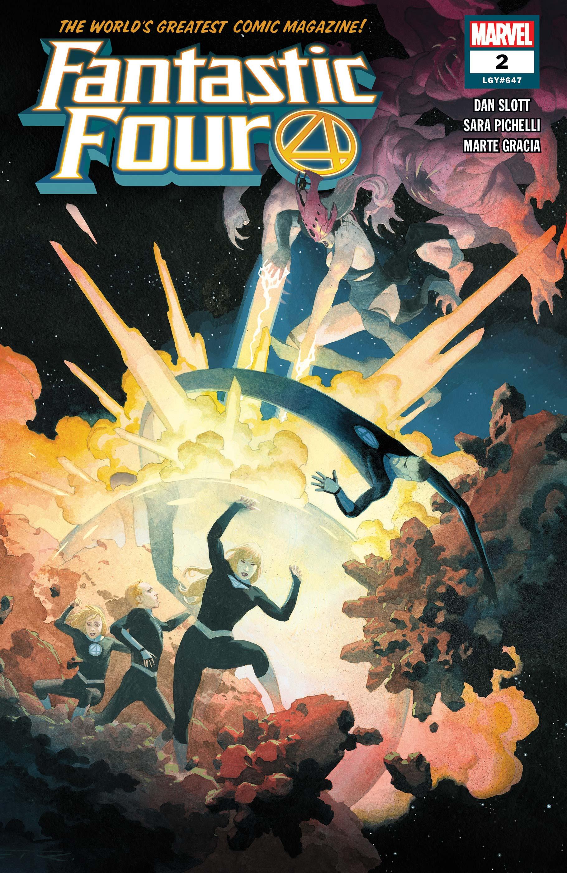 Fantastic Four (2018) #2
