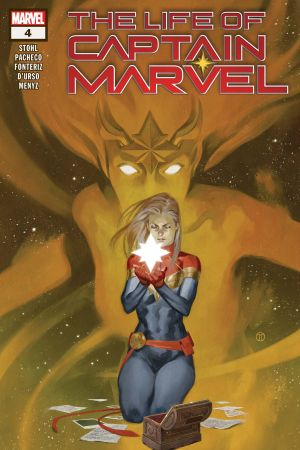 The Life of Captain Marvel (2018) #4