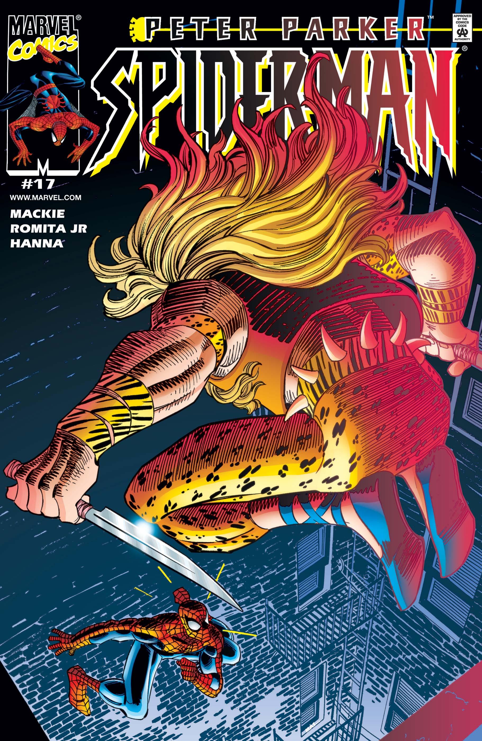 Peter Parker: Spider-Man (1999) #17