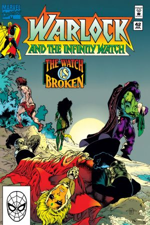 Warlock and the Infinity Watch (1992) #42
