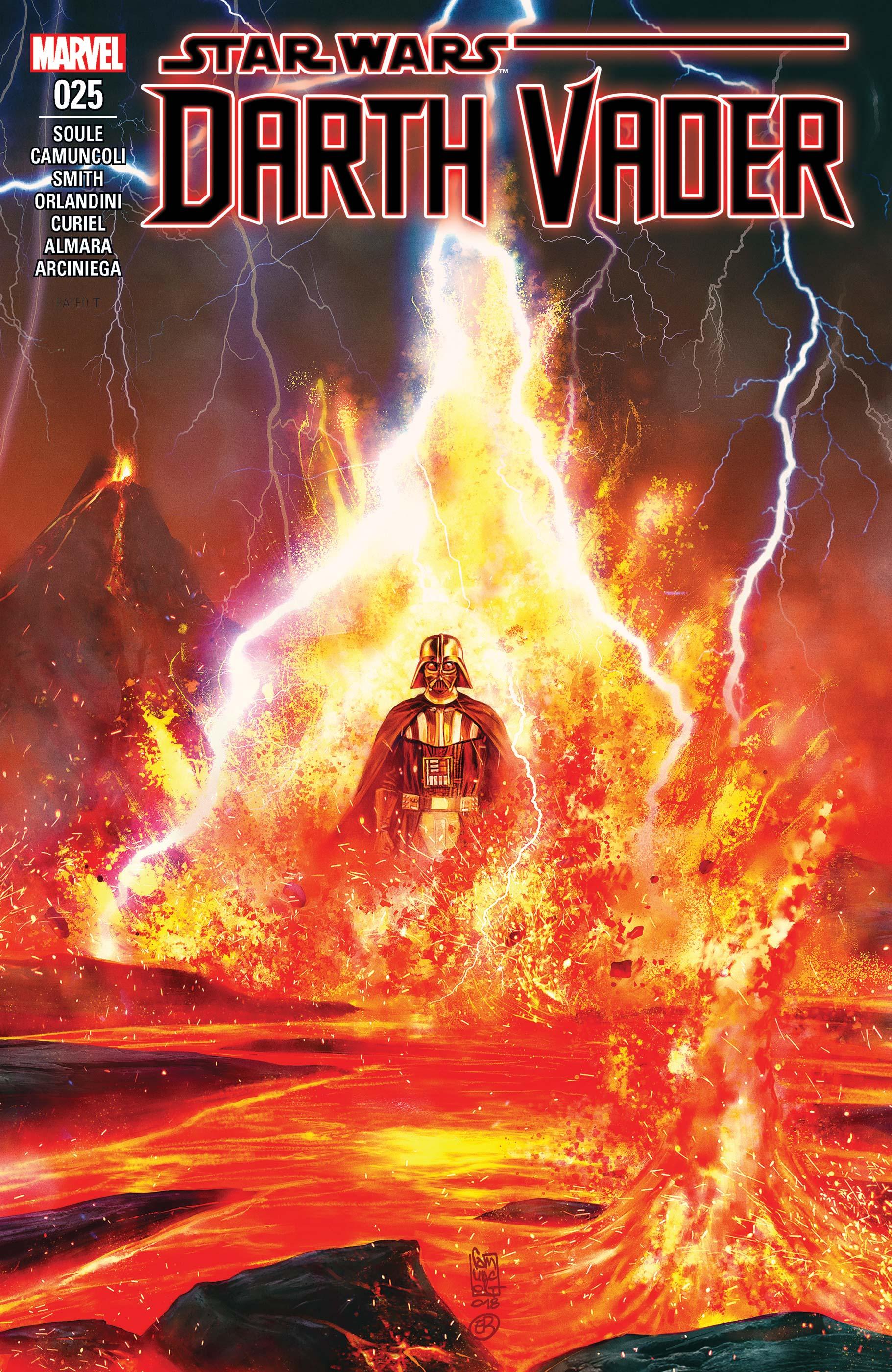 Darth Vader (2017) #25