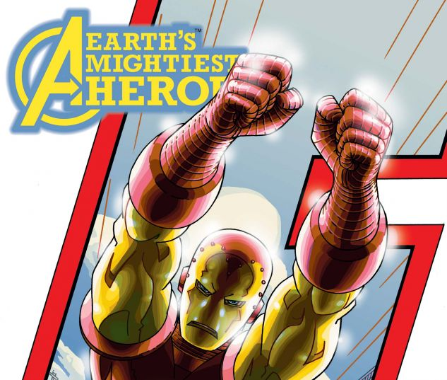 Avengers: Earth's Mightiest Heroes (2004) #3
