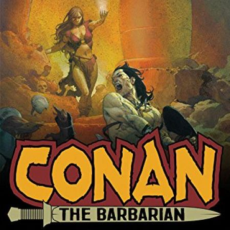 Conan the Barbarian (2019 - Present)