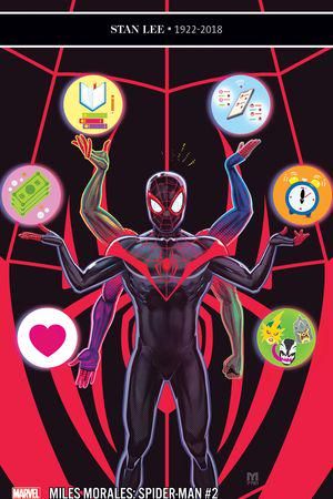 Miles Morales: Spider-Man (2018) #2