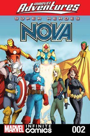 Marvel Adventures: Super Heroes #2