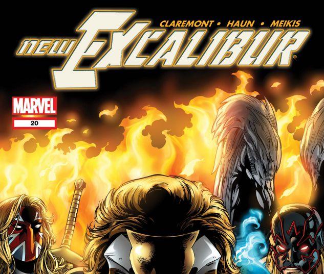 NEW EXCALIBUR (2005) #20