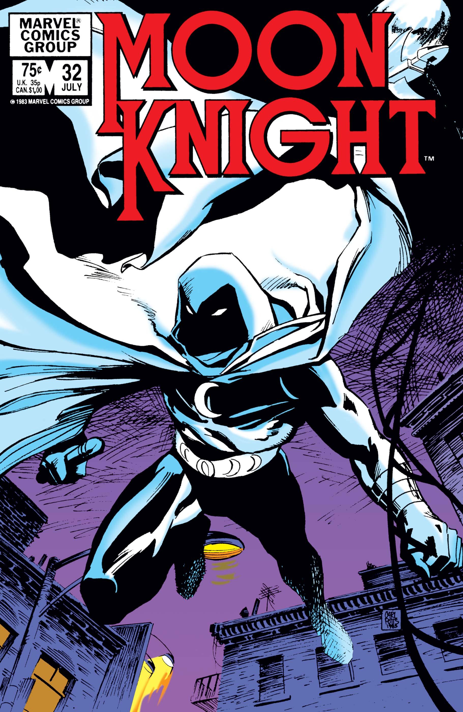 Moon Knight (1980) #32