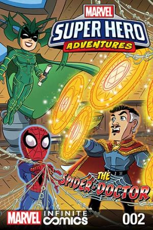 Marvel Super Hero Adventures: The Spider-Doctor Infinite Comic (2019) #2