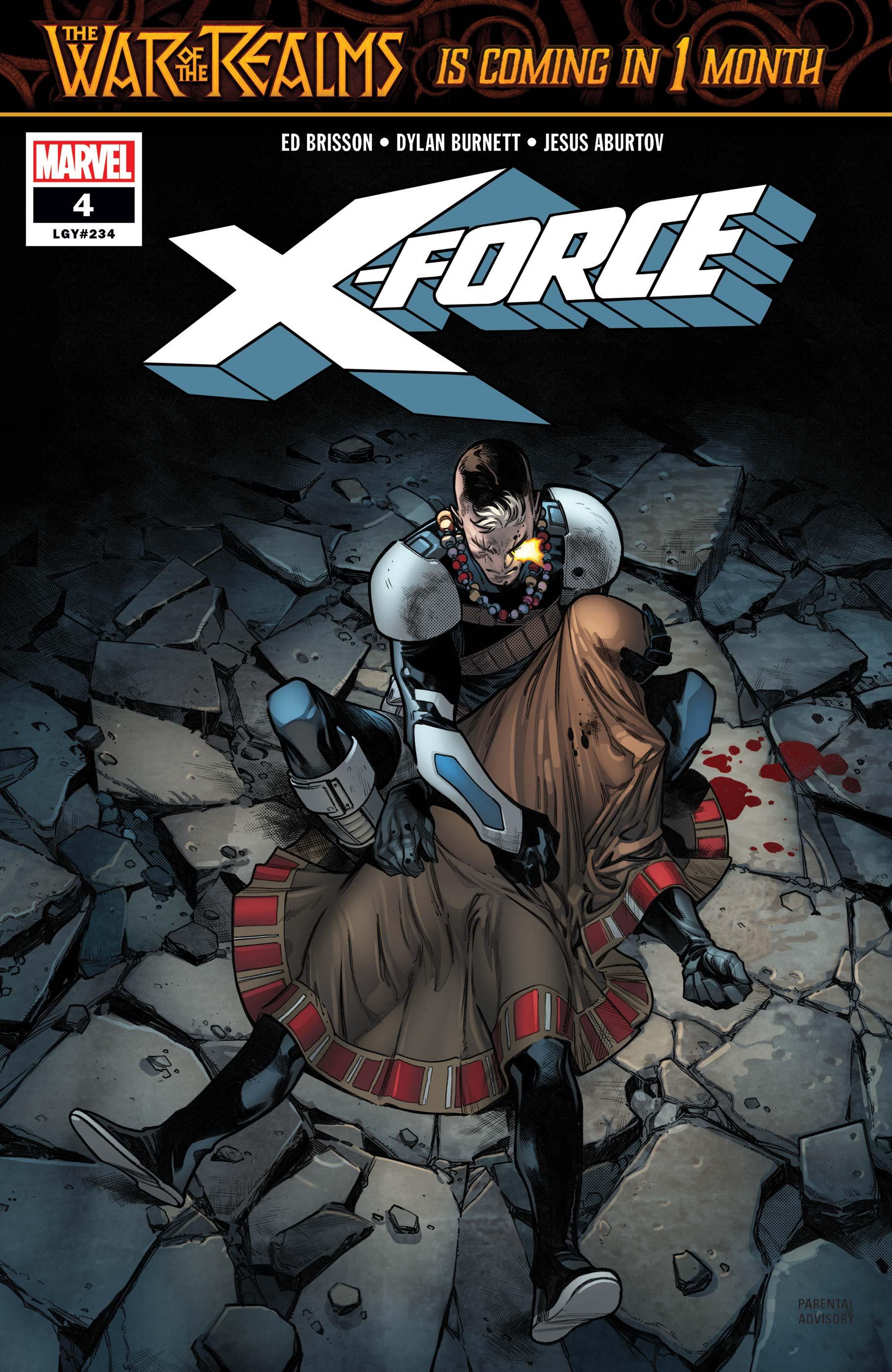 X-Force (2018) #4