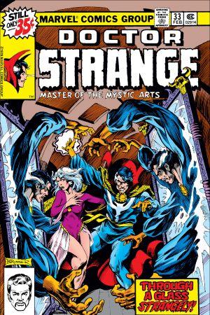 Doctor Strange #33