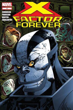 X-Factor Forever #2