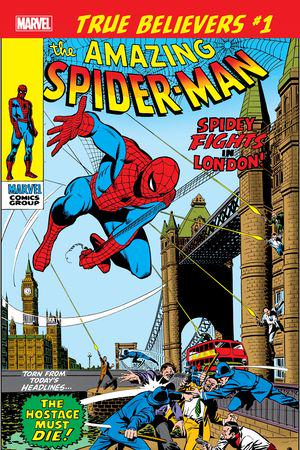 True Believers: Spider-Man - Spidey Fights in London! #1