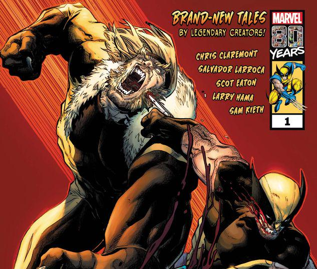 WOLVERINE: EXIT WOUNDS 1 #1