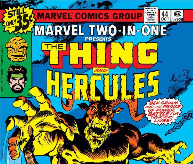 Marvel Two-in-One #44