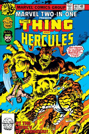 Marvel Two-in-One (1974) #44