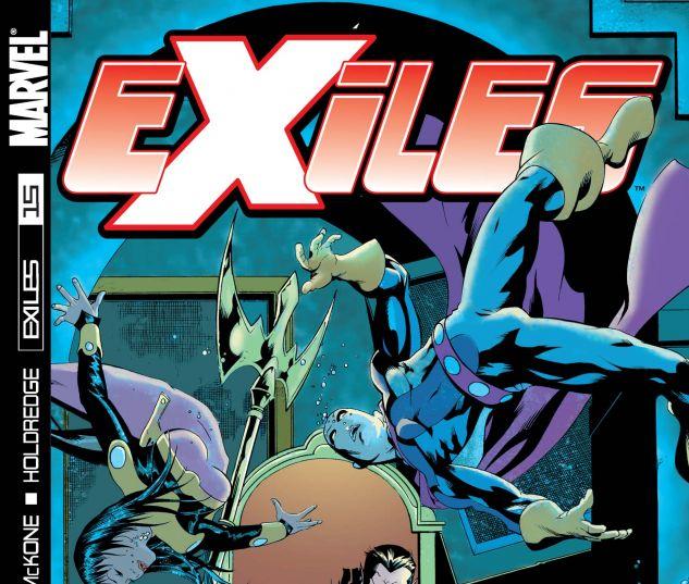 EXILES (2001) #15