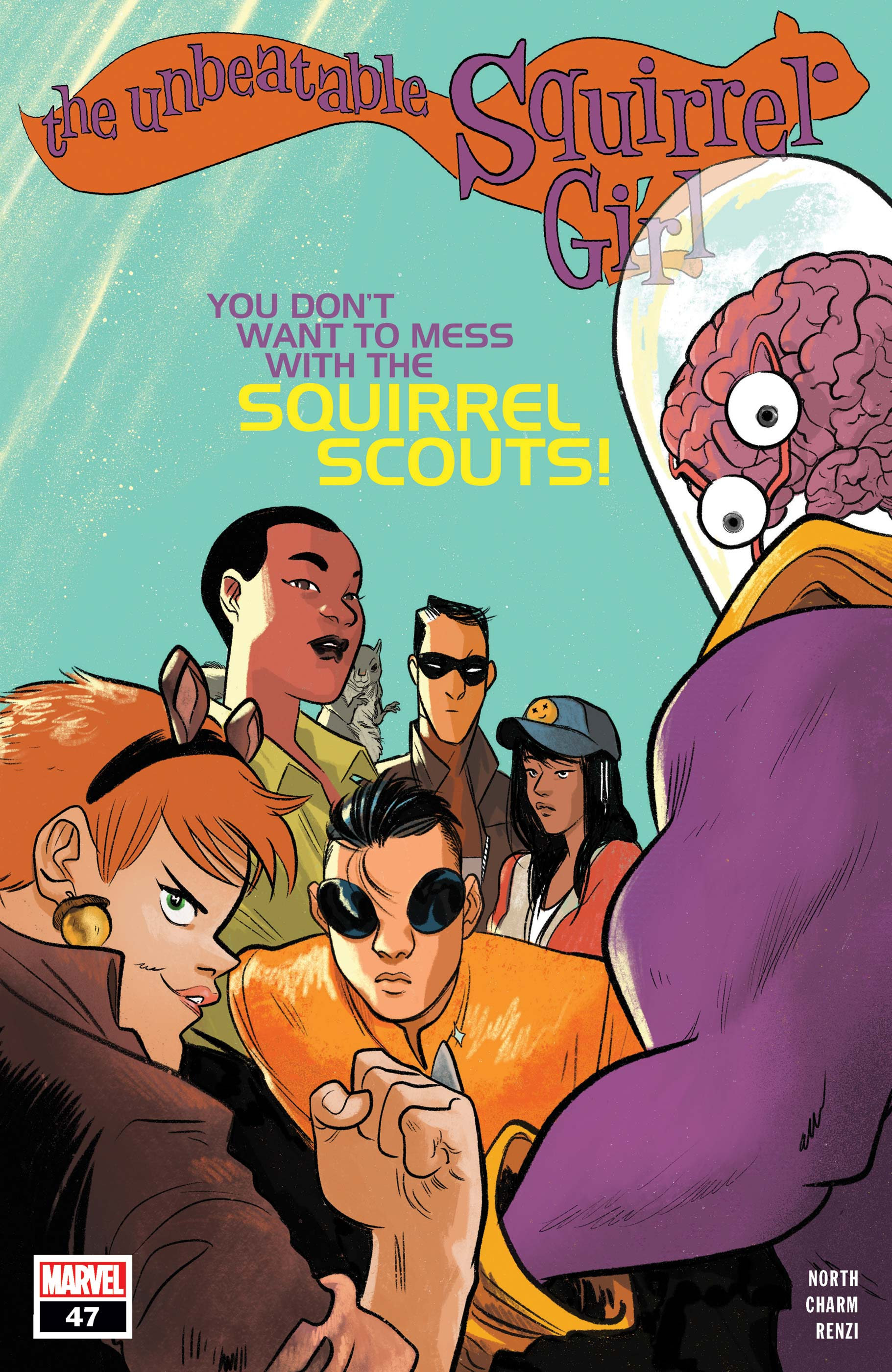 The Unbeatable Squirrel Girl (2015) #47