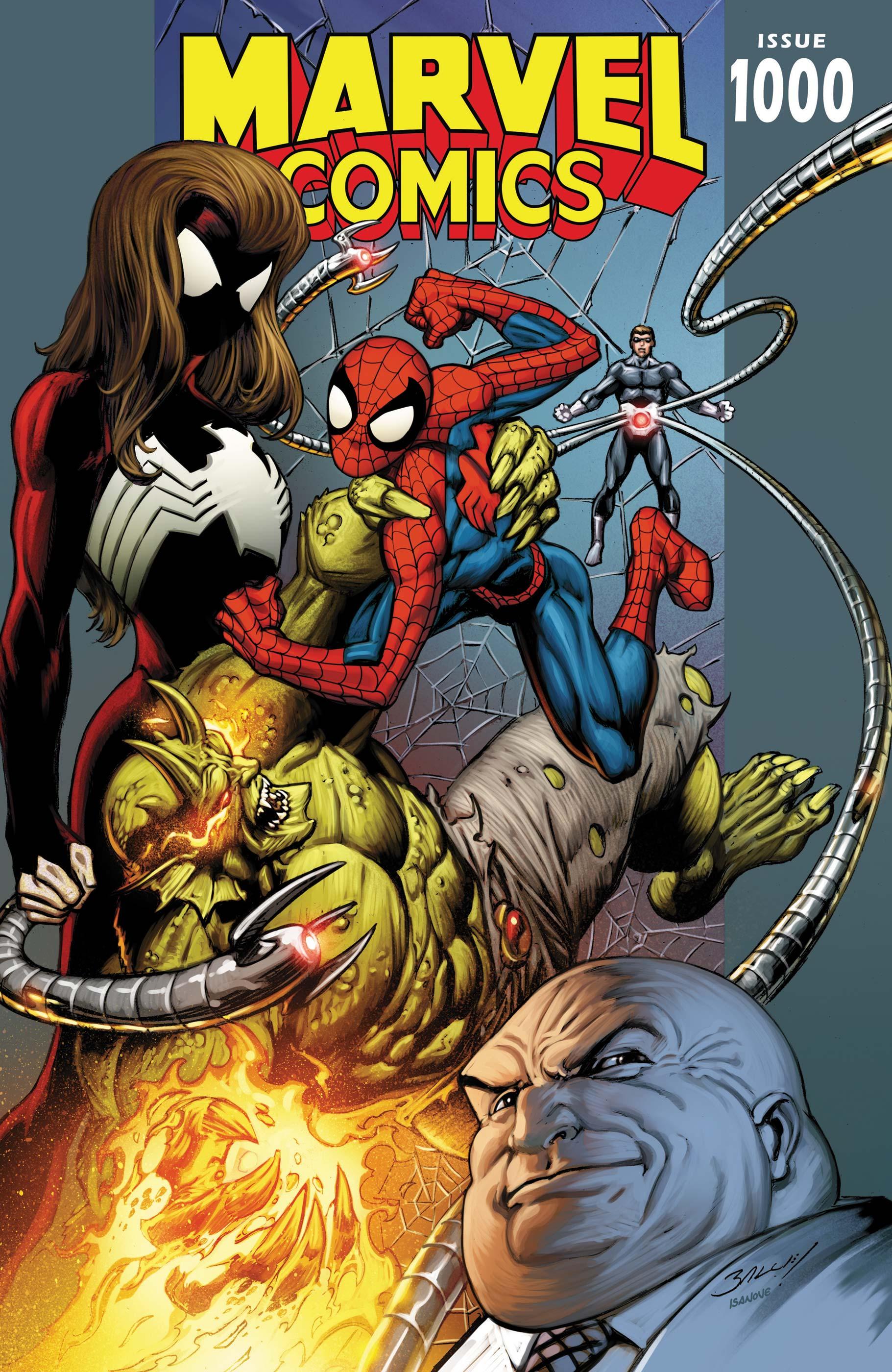 Marvel Comics (2019) #1000 (Variant)